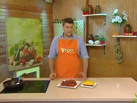 Рецепт Рецепт свинина в кисло-сладком соусе. GuberniaTV
