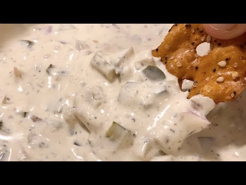 Divine Dill Pickle Dip