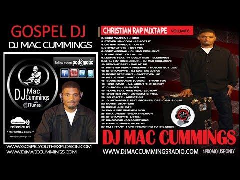 DJ Mac Christian Rap Mixtape Volume 8