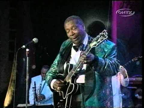 Playin' with my friends Live in Montreux 1995 B.B. King - YouTube