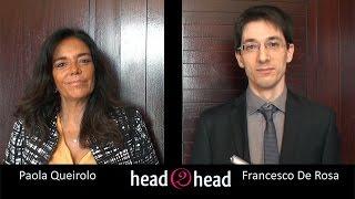 Intervista doppia Queirolo - De Rosa