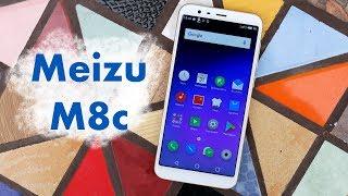 Обзор по делу: Meizu M8c