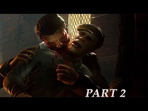 Bloodthirsty | Vampyr Gameplay Walkthrough Part 2
