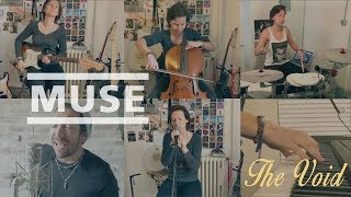 Muse - The Void | One Girl Band Cover Ft. Antoine & Kevin