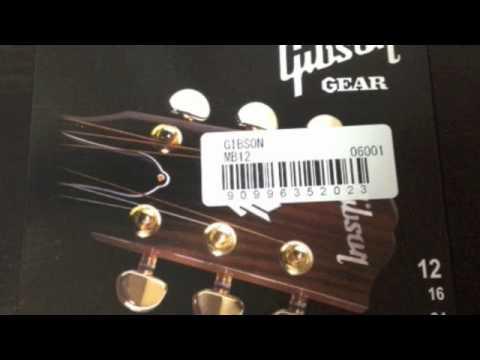 acoustic guitar strings comparison youtube. Black Bedroom Furniture Sets. Home Design Ideas