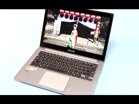 Asus Zenbook UX303LB Notebook Review