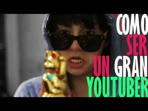 Como ser un GRAN Youtuber - Experimento / SandyCoben