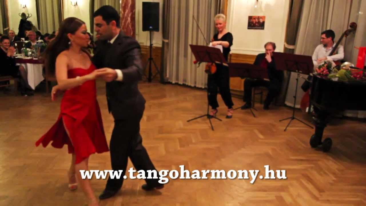 El Choclo - Özgür Demir & Marina Marques - Tango Harmony