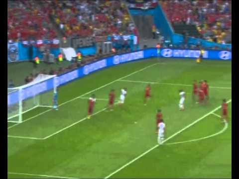 2014 World Cup Group B: Spain v Chile