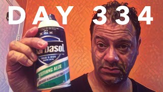 day 334  | Barbasol Ultra 6 Plus  vs  Schick Xtreme 3