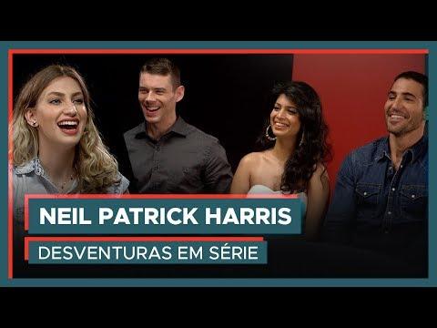 SENSE8  Entrevista com Tina Desai, Miguel Ángel Silvestre e Brian J. Smith