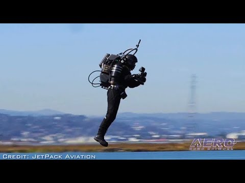 Airborne 01.12.18: JetPack!!!, Bell Heli at CES, Zuma Failure