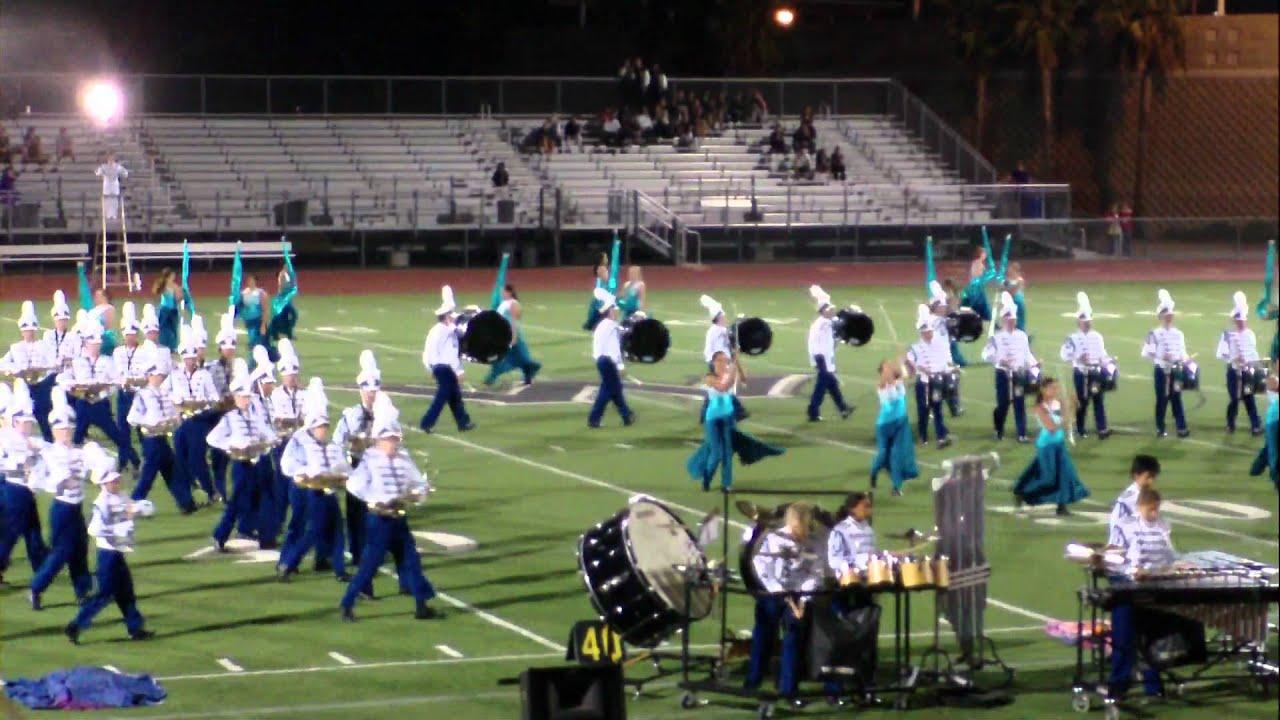 Rancho Bernardo High School Marching Band & Color Guard ...