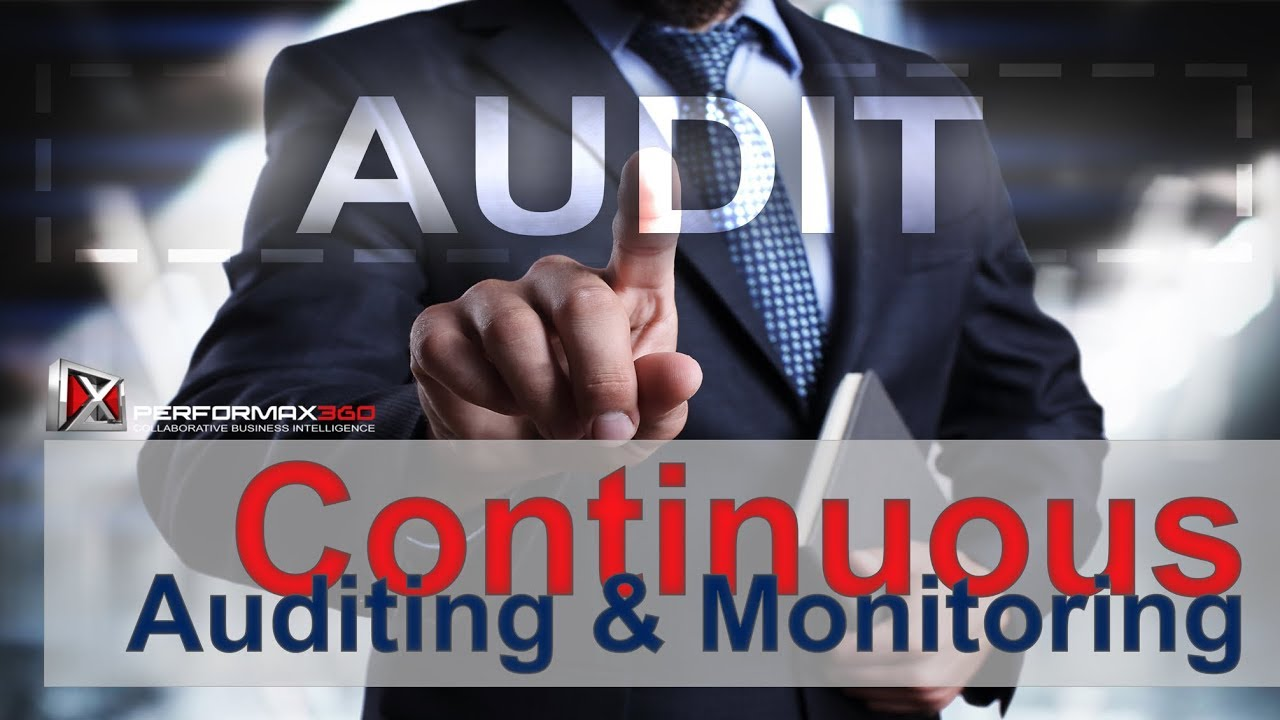 Internal Audit & Control – Performax360