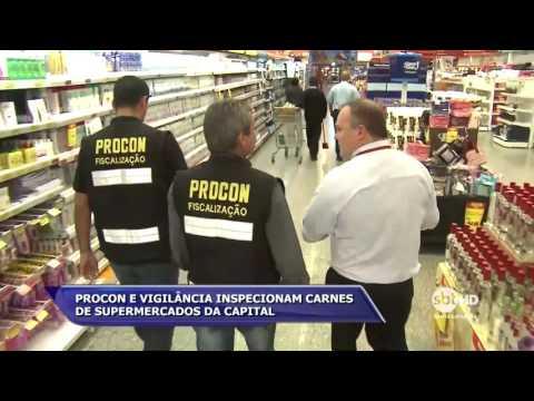 Procon e Vigilância Sanitária inspecionam supermercados em Florianópolis
