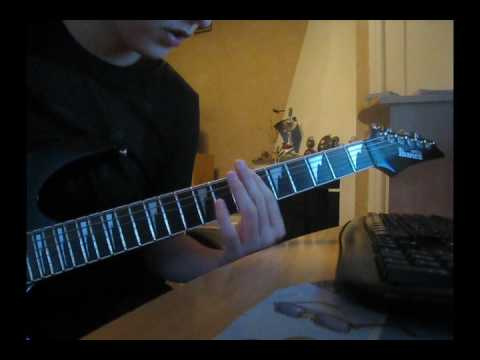 The Red Jumpsuit Apparatus - False Pretense (cover by jocke)
