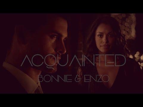 Bonnie & Enzo // 'Acquainted'
