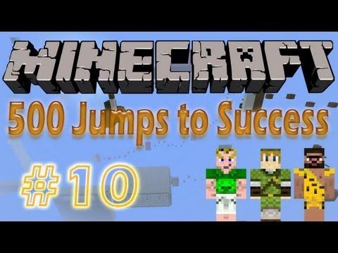 Let's Play Minecraft Adventure-Maps [Deutsch/HD] - 500 Jumps to Success #10