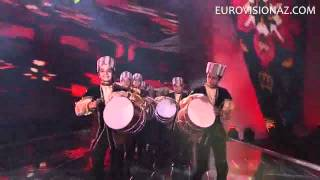 Eurovision Song Contest 2012 - Semi-final 1 - Interval Act