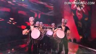 Eurovision Song Contest 2012 - Semi-final 1 - Interval Act