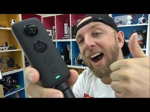 Test Insta360 One X, la camera 360 qui va te rendre fou