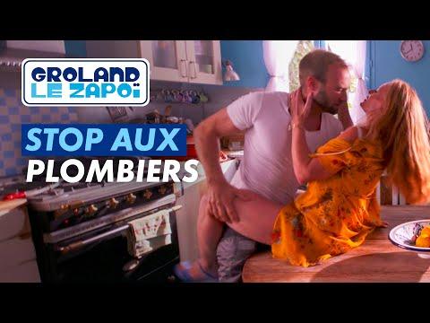 Pour les femmes au foyer, stop aux plombiers grolandais ! - Groland - Le Zapoï du 16/09