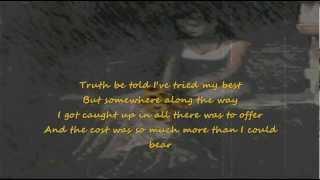 Sarah McLachlan - Fallen (Lyrics)