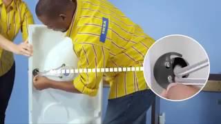 IKEA GODMORGON Double Sink Installation Instructions