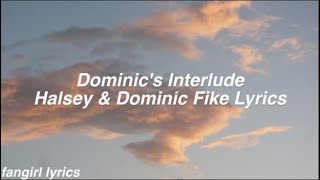 Play Dominic's Interlude (feat. Dominic Fike)