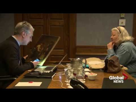 Global News St. John Visits Consignor's Valuation Day