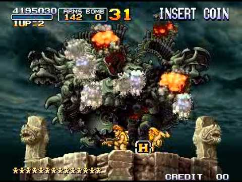 Metal slug 3 10000000 score movie