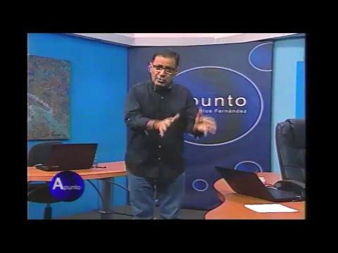 APUNTO CON JUAN CARLOS FERNANDEZ  18.05.18