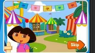 Dora The Explorer 3d - Dora's Carnival Adventure Game Play