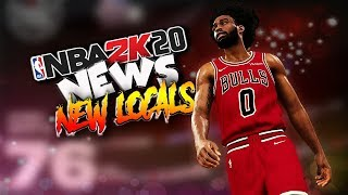 """NBA 2K20 News #34 - """"A Bunch Of New Environments"""" & An Unannounced Feature?"""