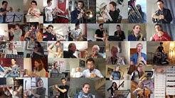 L'Harmonie de l'Union De Woippy confinée présente 'Trois petites notes de musique'