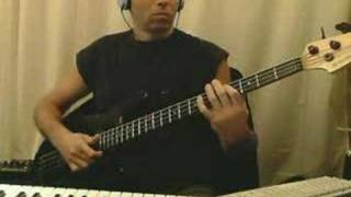 why are you leaving - level 42 (bass play-along)