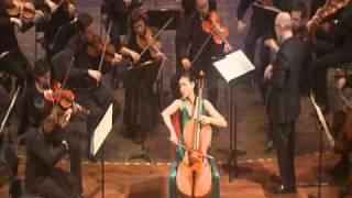 Haydn, Cello Concerto in C Major (I). OCIM. Natalie Clein.