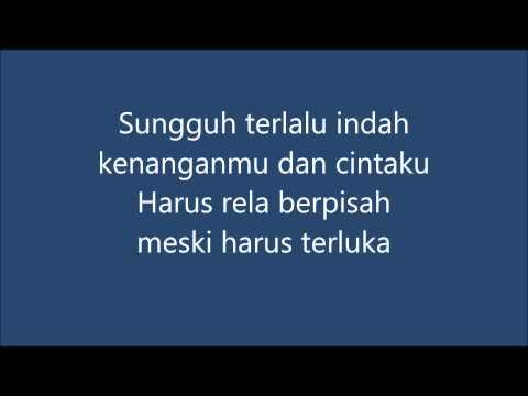 setia band - Terlalu Indah (Instrumental)