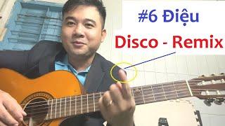 #6 Điệu Bepop Remix và Lợi ích của Guitar |Guitar 5 Phút |