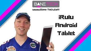 Cheap Budget Android 10 inch Tablet - iRULU X1s Lightning - Unboxing and First Impressions