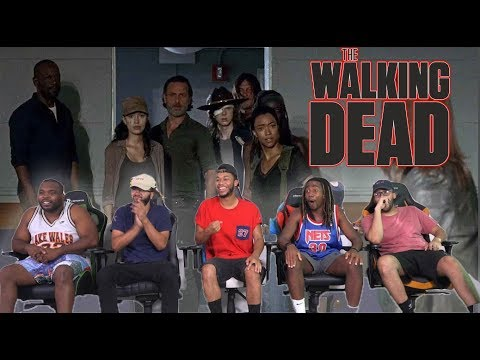 "The Walking Dead Season 7 Episode 9 ""Rock In The Road"" Reaction/Review"