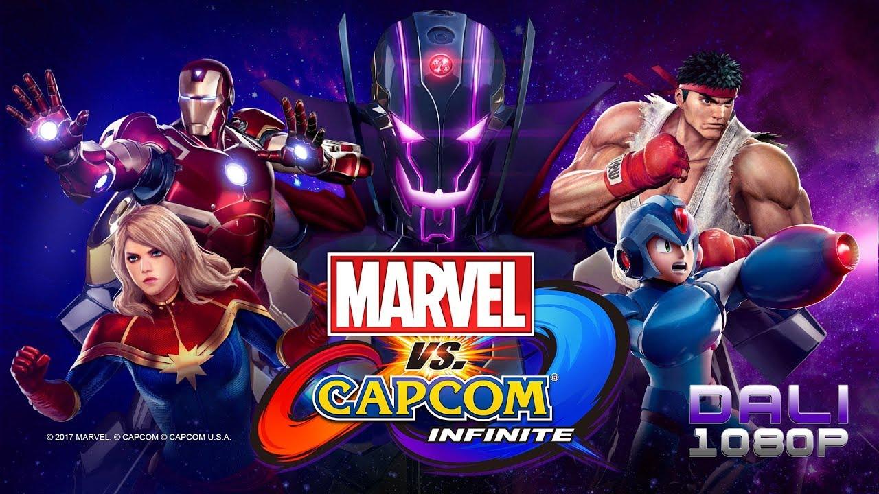 Marvel Vs Capcom Infinite Pc Gameplay 1080p 60fps Youtube