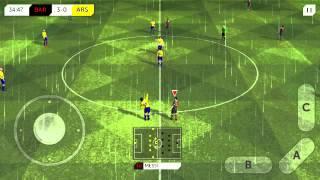 Dream league soccer fc barcelona vs arsenal