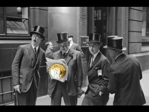 Bitcoin - The Birth of a new financial elite; or the end of the old one?