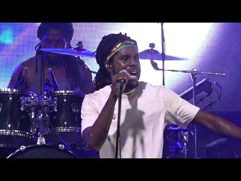 Chronixx - I Can LIVE in the Cayman Islands