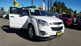 2010 Chevrolet Equinox Los Angeles, Woodland Hills, Beverly Hills, Thousand Oaks, Van Nuys , CA 4802