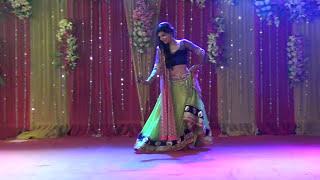 Bridal dance_aaj mere piya ghar aayenge