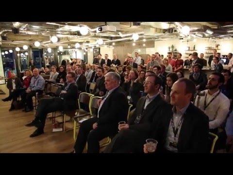 HackTrain Accelerator Launch Event