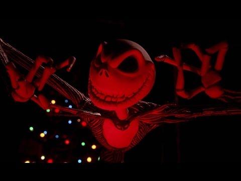 Spooky Scary Jack Skellington