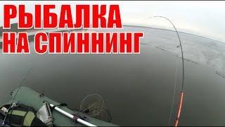 Рыбалка на спиннинг весной с лодки перед нерестовым запретом
